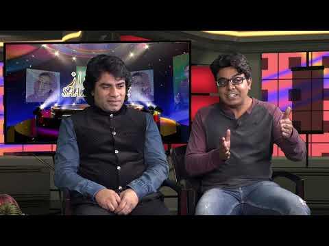 Saaz O Awaz   Episode 75 Javed Bashir Singer 02