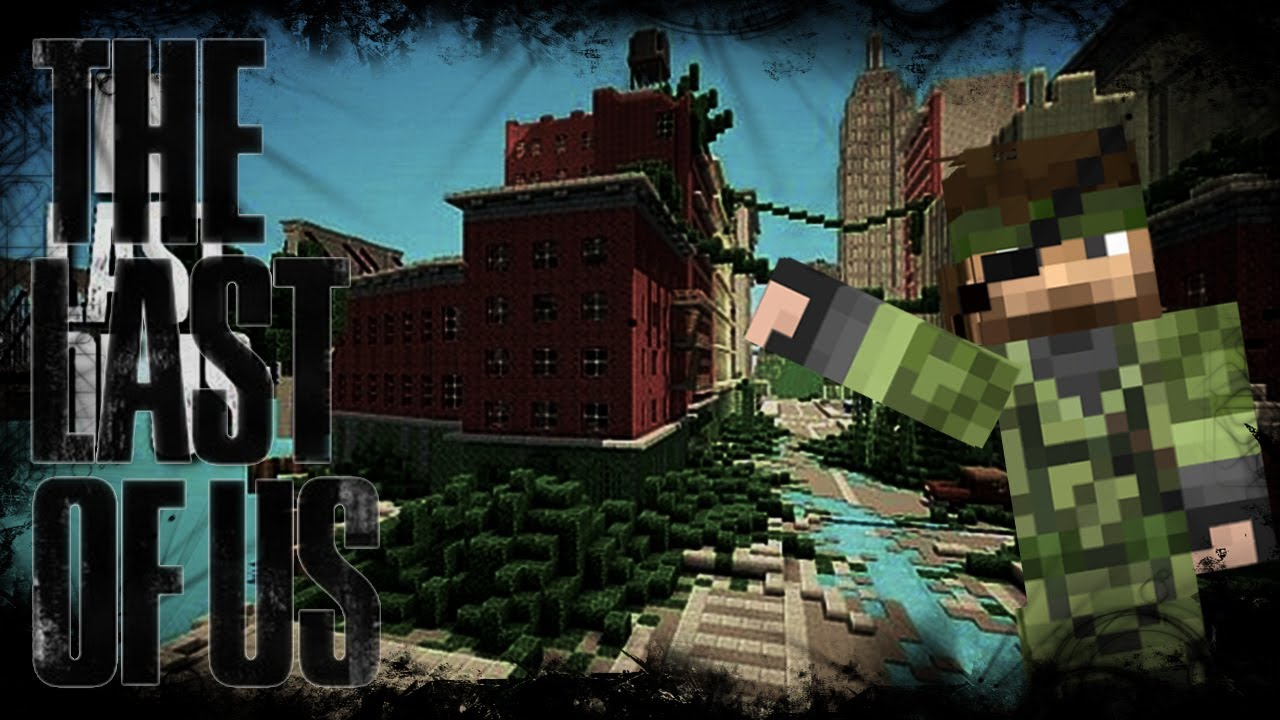 It begins... - Minecraft Adventure map - The Last of us (Part 1)