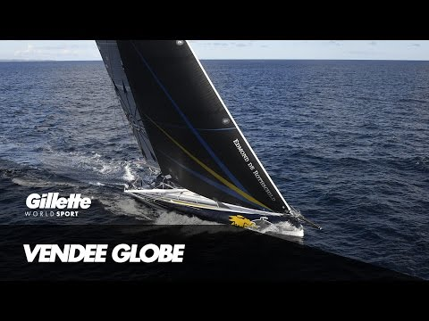 Racing the Vendee Globe with Gitana Team | Gillette World Sport