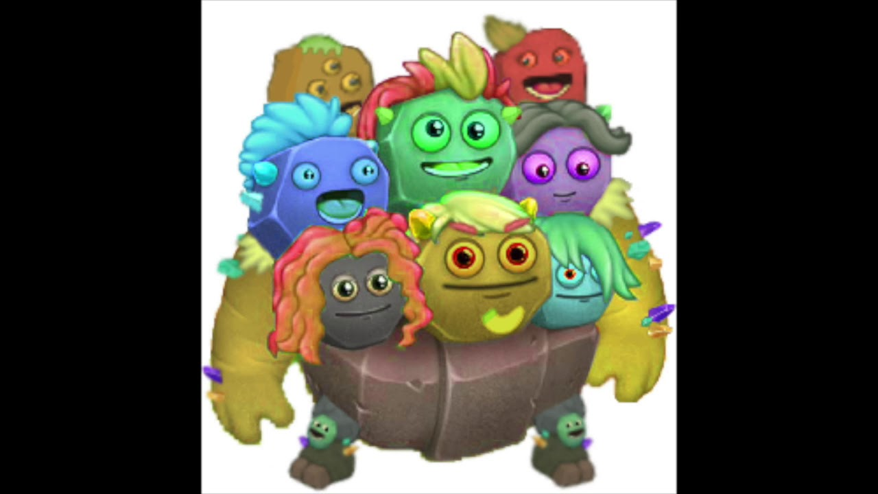 My Singing Monsters Rare Quarrister