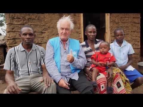 Uganda: Mankell Meets Congolese Refugees