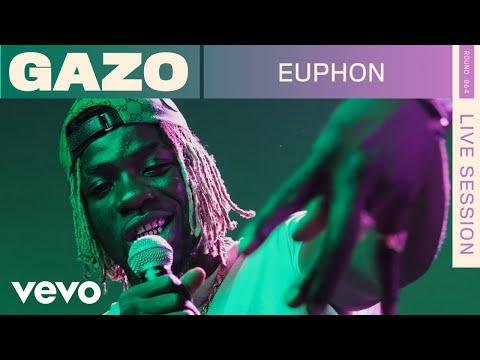 Youtube: Gazo – Euphon (Live) | VEVO Rounds