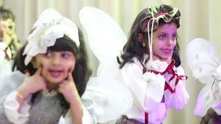 الحفل الختامي لحلم الطفوله لروضة الشيخ عبدالله الحمدان