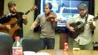 """Zac Brown Band sings """"Different Kind of Fine"""" for KKNG 93.3"""
