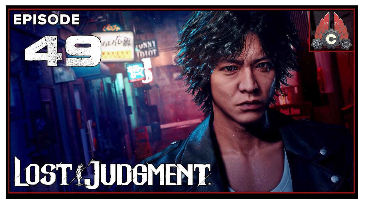 CohhCarnage Plays Lost Judgment (Thanks Ryu Ga Gotoku For The Key) - Episode 49