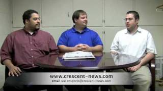 The Tim & Chuck Show • 4-6-10 • The Crescent-News • Defiance, Ohio