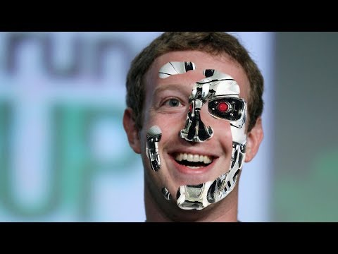 Proof Mark Zuckerberg Isn't Human
