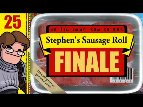Let's Play Stephen's Sausage Roll Part 25 FINALE - God Pillar & Ending