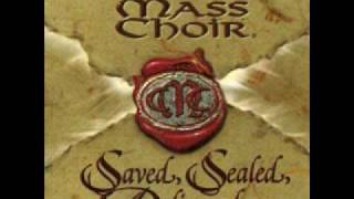 Watch Chicago Mass Choir He Changed Me video