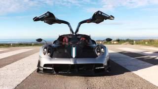 Pagani Huayra BC First Drive & Sound sport auto
