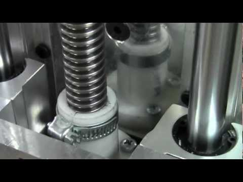 DIY CNC Router Build Day 27 - Z Axis Anti-backlash Nut
