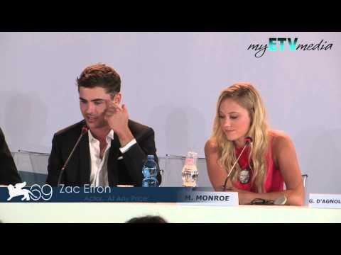 Zac Efron Interview At Any Price (69th Venice Film Festival)