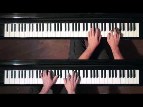 "Mayumi Kato ""Le coucher du soleil"" PIANO DUET + FREE SHEET MUSIC"