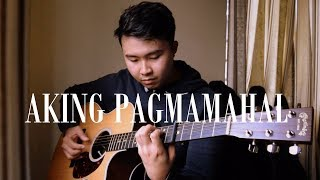 (WITH SLOW DEMO TUTORIAL) Aking Pagmamahal - Repablikan | Fingerstyle Guitar Cover by Jorell