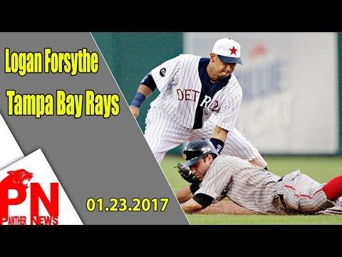 MLB Hot Stove Trades Dodgers, Rays Swap 2B Logan Forsythe For Jose De Leon