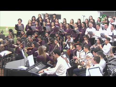 Cor & Orchestra Speranta Linz - Glorie Lui [Official Video]
