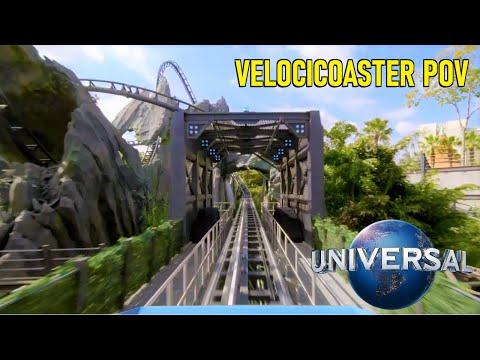 Velocicoaster, Official Real POV