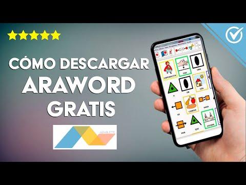 AraSuite: Cómo Descargar AraWord Gratis - Pictogramas para Enseñar
