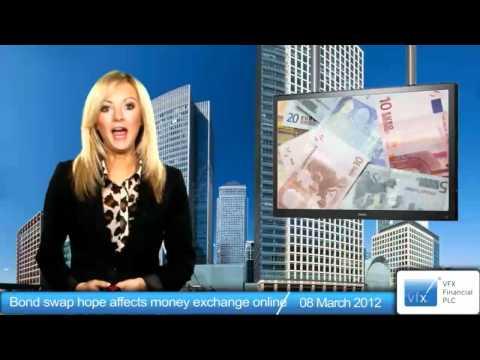 Bond swap hope affects money exchange online