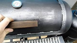 Смокер -коптильня 4в1...Обзор куда класть шампура