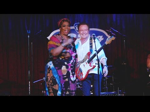 David Cassidy and Lynne Jordan sing the Blues 2016