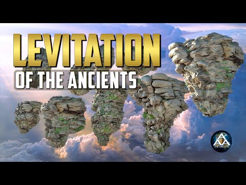 Ancient Levitation Technology - Giza, Baalbek, Stonehenge and more