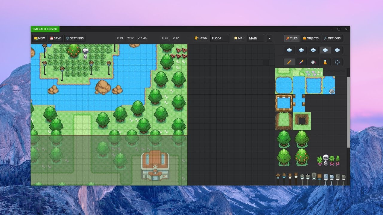 Pokemon map editor youtube pokemon map editor gumiabroncs Image collections