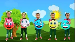 Five little monkeys 🙈 | Kids Song #2