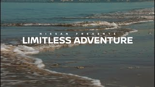 Nissan Super Safari presents Limitless Adventure with Sherif Fayed (Full Story)
