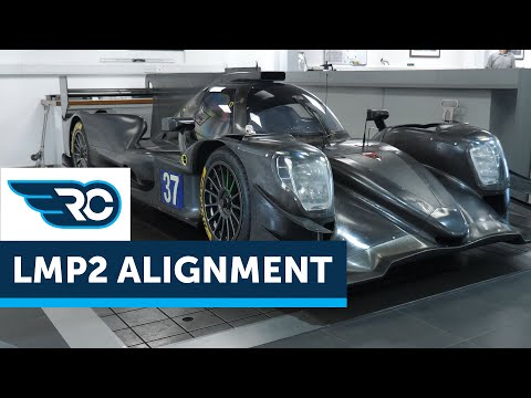 Understanding Motorsport Wheel Alignments | Jota Sport ORECA LMP2 [TECH TALK]