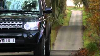 ? 2012 Land Rover Discovery 4 - Driving Scenes