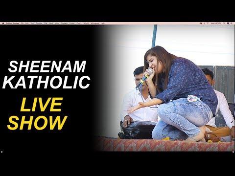 SHEENAM KATHOLIC || LIVE SHOW || RANJHA MUSIC LIVE SHOW 2019
