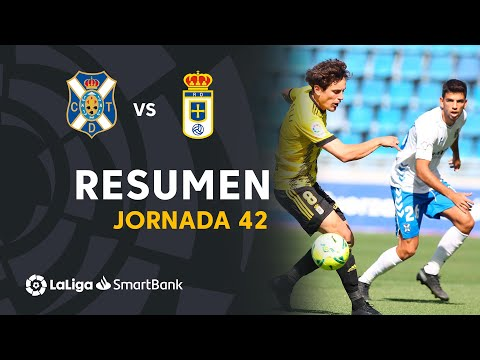 Tenerife Oviedo Goals And Highlights