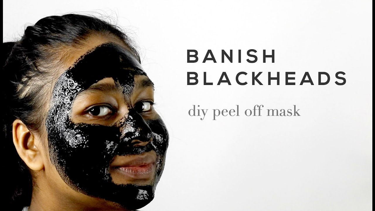 Remove blackheads diy peel off face mask without using glue remove blackheads diy peel off face mask without using glue solutioingenieria Choice Image