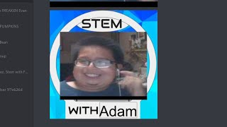 REAL STEM WITH EVAN!