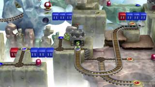 New Super Luigi U 100% World Record Speed Run (2:24:00)