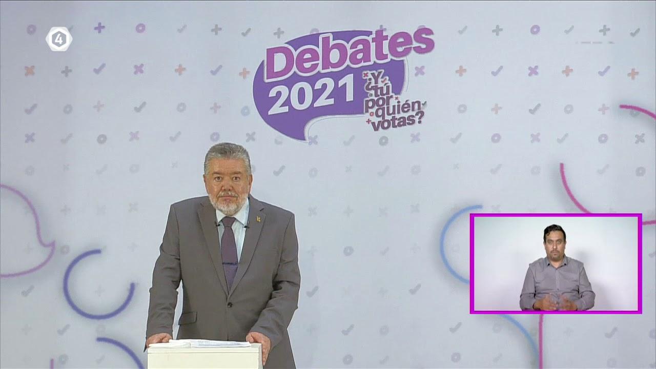 Download Debate entre candidatas y candidatos a la Presidencia Municipal: YURIRIA