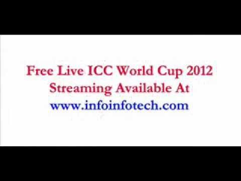 ICC T20 world cup 2012 live .wmv