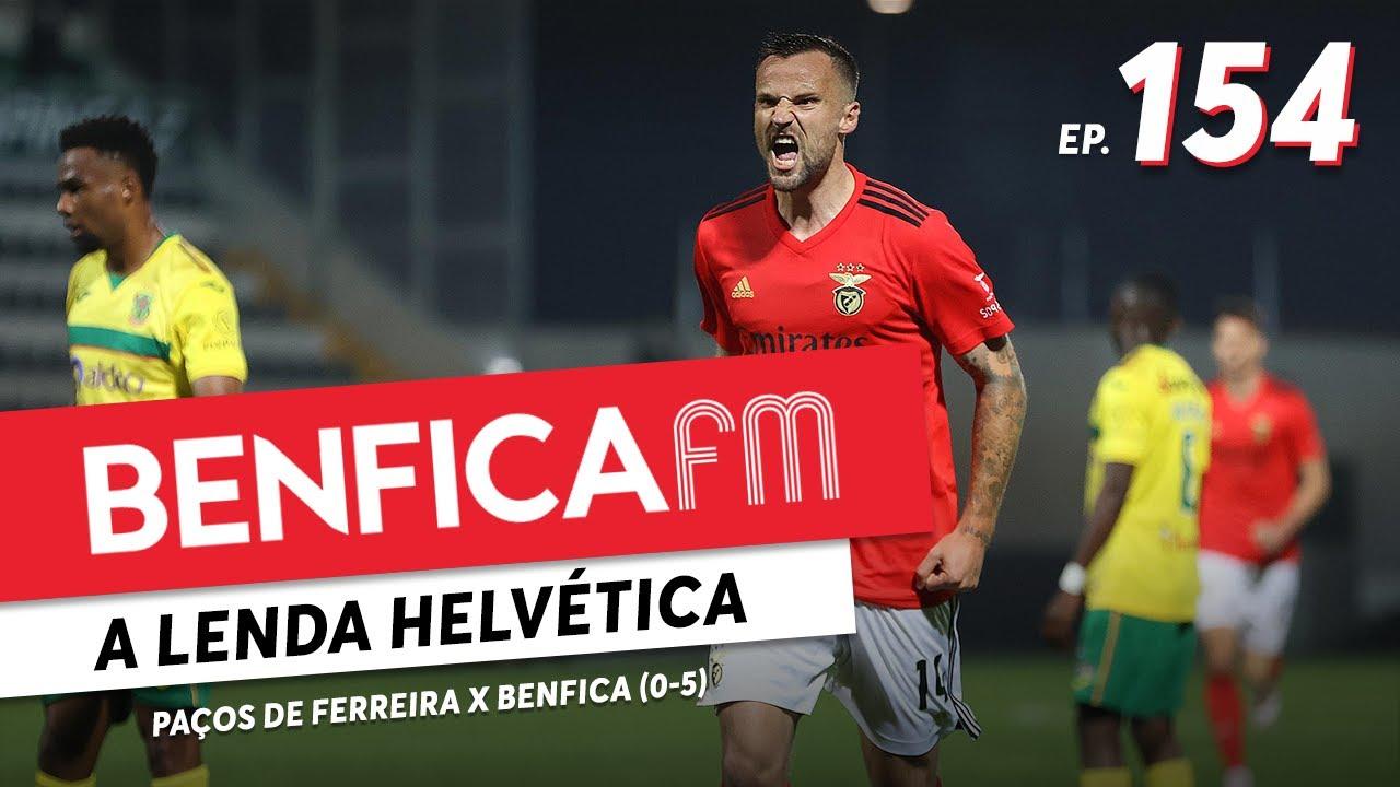 Benfica FM #154 - @Paços de Ferreira (0-5)