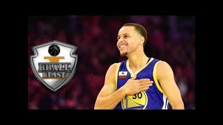 STEPHEN CURRY Deadly Shots 2016-2017