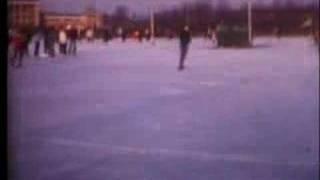 IJsbaan sint pancras deel 2 Vinkenlaan 1970
