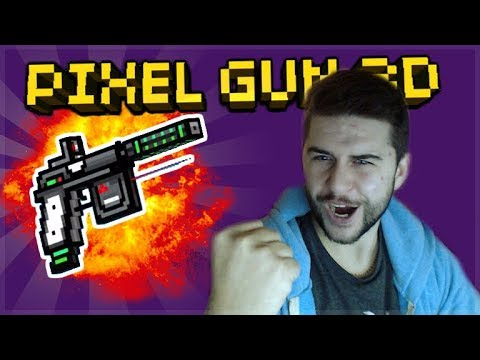 Pixel Gun 3D | WE CRAFTED THE BEST BACK UP WEAPON!!! SPECIAL AGENT IS OP!