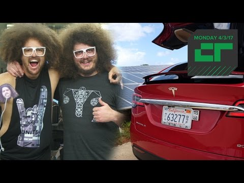 Tesla Now Valued More Than Ford | Crunch Report