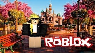 DİSNEYLAND PARTİSİ! - Roblox Eğlence Dünyası