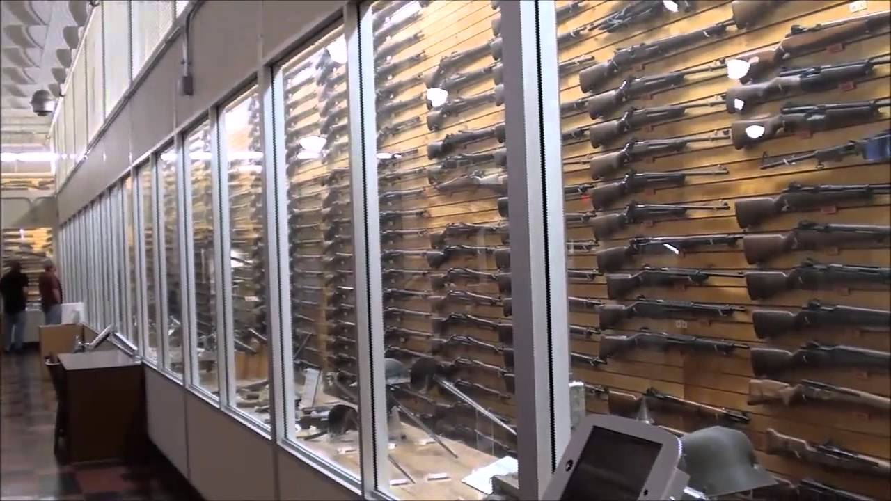 tubalcain TAKES A ROAD TRIP TO THE ROCK ISLAND ARSENAL GUN MUSEUM part 2