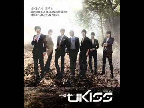 U-Kiss - Shut Up! (Download Link)