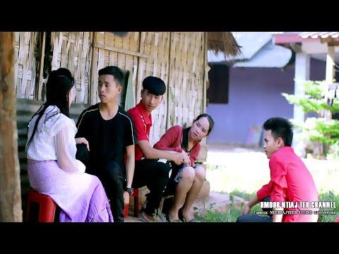 Niam Kav Ntxhais Xav Tau Noob Huab Tais By Lis Foom Nkauj Yi Movie Funny 2020 Lom Zem Heev
