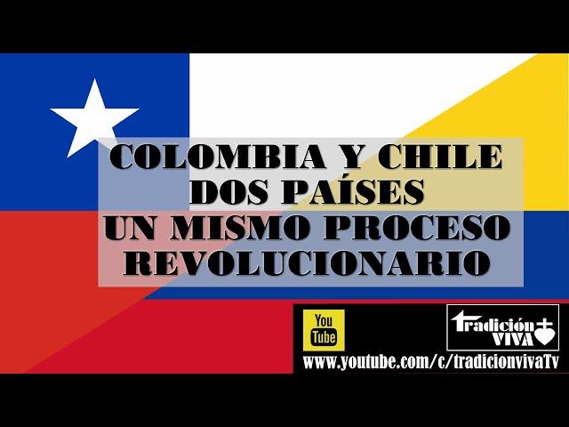 Colombia, Chile, Ecuador ... el comunismo quiere llegar al poder