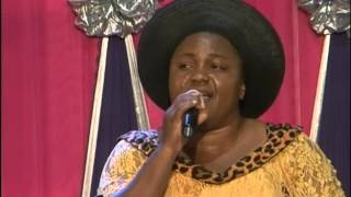 Chioma Jesus live @ RCCG TOD October 2015 Holy Ghost Party