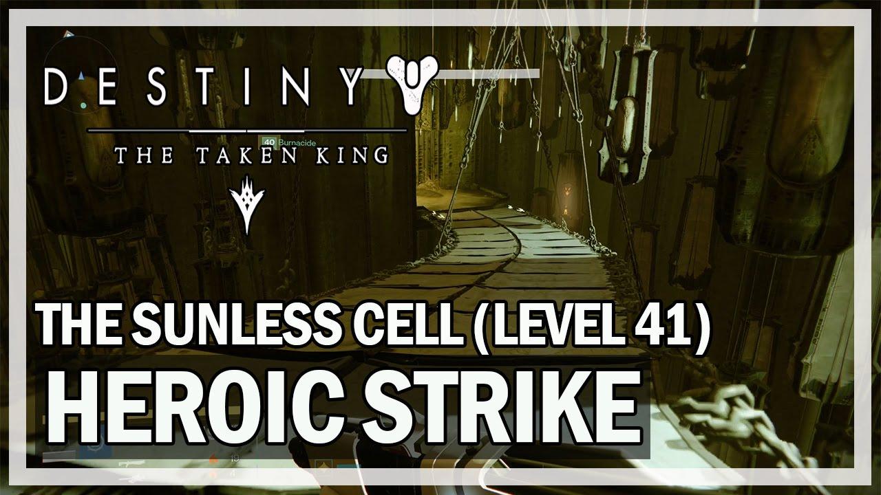 destiny how to get level 41